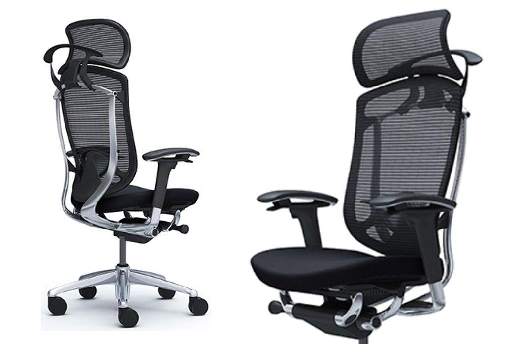 CONTESSA SECONDA Best-Selling Office Chair