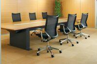 Židle OKAMURA CP Síť Černá