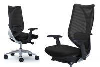 OKAMURA SABRINA Standart Black Mesh Chair