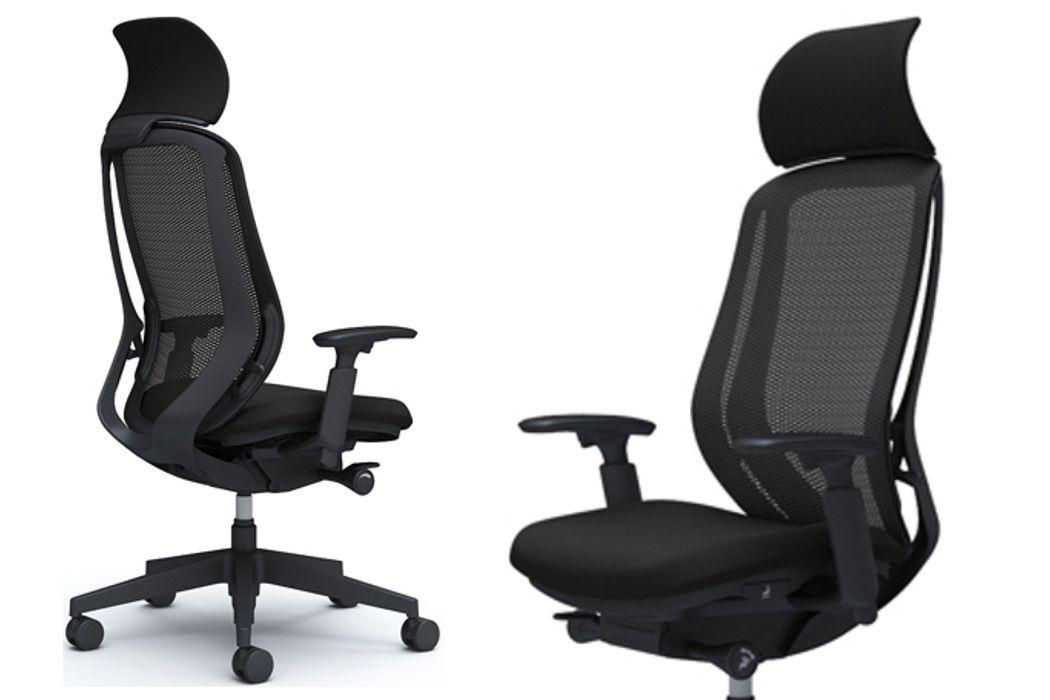 Компьютерные кресла с Подголовником OKAMURA SYLPHY