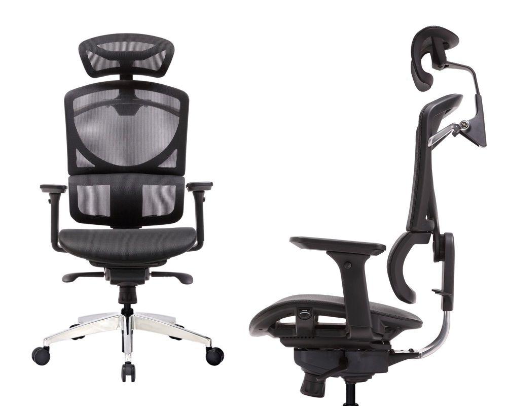 Ergonomické Zdravotní Kancelářské Židle ERREVO ZERO