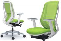 Židle SYLPHY Bílý Plast Lime Green