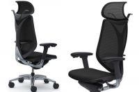 Židle SABRINA SMART Black Černý plast
