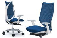 Židle SABRINA STANDARD Bílý Plast Blue