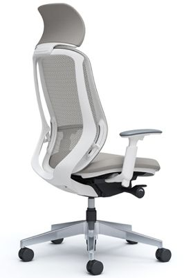 OKAMURA SYLPHY High Back Office Chair with Headrest