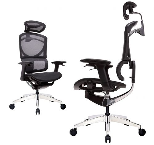 Ergonomické Kancelářské Manažerské Židle UNO